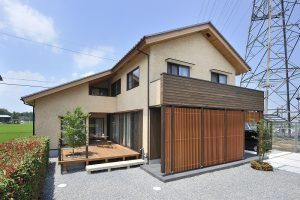 社長邸(東近江市)