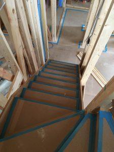 階段が誕生しました!