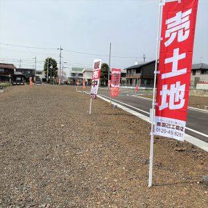 ♦土地/愛知川小学校前/新規分譲地
